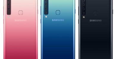 Galaxy A9: los cuatro lentes en un Smartphone ya es una realidad