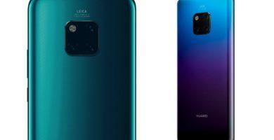 Huawei revela la serie HUAWEI Mate 20