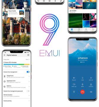 Huawei: nacen rápidos y se mantienen rápidos, así es como las actualizaciones mantienen la vida útil de los smartphones