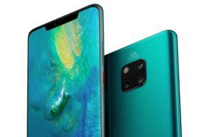 Huawei Mate 20 Pro ya fue presentado en Colombia