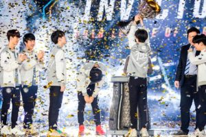 Final histórica: por primera vez, China gana el Mundial de League of Legends