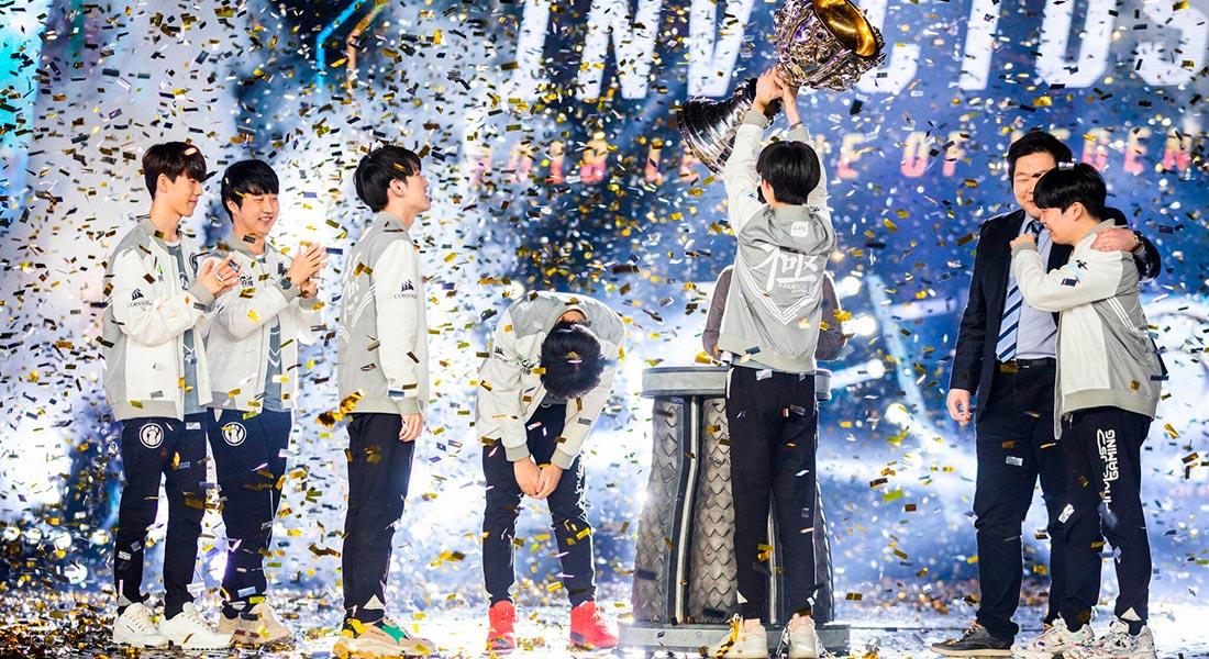 Final histórica: por primera vez, China gana el Mundial de League of Legends